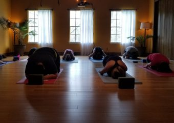 Yoga, mind body exercise